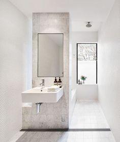 Serious bathroom envy!!!! via @bellemagazineau  #homedesign #lifestyle #style #designporn #interiors #decorating #interiordesign #interiordecor #architecture #landscapedesign