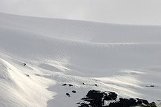 A Snow Wave!