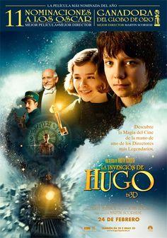 La invención de Hugo Cabret (2011)