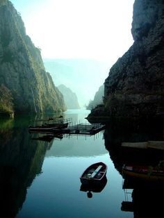 Canyon Matka, Macedinia