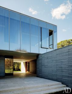 Tod Williams and Billie Tsien Design a Modernist Home in the Hamptons Photos | Architectural Digest