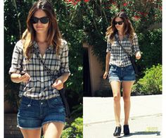 #Rachel Bilson  #Street Style  #Fashion
