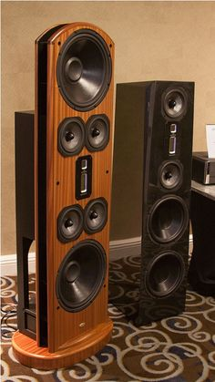 100 000 Genesis 2 2 Four Tower Home Speaker System 15