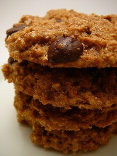 Csokis, tönköly amerikai keksz (tej- és tojásmentes) ~ Receptműves
