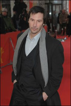 Keanu Reeves - 62nd Annual Berlinale International Film Festival