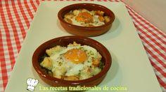 Receta fácil y rápida de huevos Napoleón - Recetas de cocina con sabor tradicional