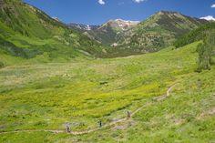 Finding My Legs: Mountain Biking in Crested Butte