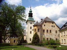 Zámek Janovice (Zámek) • Mapy.cz Czech Republic, Prague, Castles, Temple, Cathedral, Medieval, Mansions, House Styles, Places