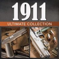 The 1911 Ultimate Collection gathers the best resources from Gun Digest's library to celebrate one of the most influential firearms of all time. This is the perfect collection for 1911 owners and collectors, especially if you're interested in firearm history. These six resources are not to be missed - you'll receive three books, two DVDs and an easily searchable gun fact download. Save 55% while supplies last!