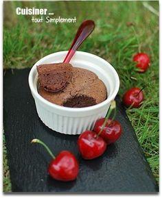Gateau chocolat 80g farine