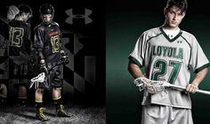 Under Armour Lacrosse Gear