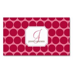 >>>Low Price Guarantee          Charming Dots Business Cards - Red/Pink           Charming Dots Business Cards - Red/Pink so please read the important details before your purchasing anyway here is the best buyDeals          Charming Dots Business Cards - Red/Pink Review from Associated Stor...Cleck Hot Deals >>> http://www.zazzle.com/charming_dots_business_cards_red_pink-240003132340933816?rf=238627982471231924&zbar=1&tc=terrest