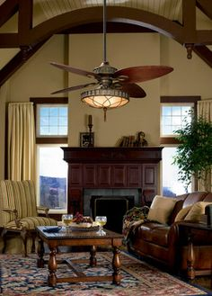 "The Bayhill 56""ceiling fan traditional-ceiling-fans"
