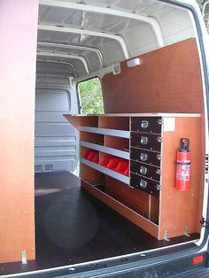 122 Meilleures Images Du Tableau Amenagement Camion Fourgon Vans