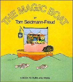 The Magic Boat by T. Seidmann-Freud (PZ7.S4555 Mag 1981)