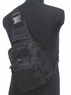 Tático Molle Utility engrenagem ombro Sling Bag Black S saco de desporto em Bolsas Atravessadas de Mochilas & bagagem no AliExpress.com | Alibaba Group
