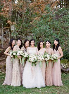 #blushbridesmaiddresses #blushwedding #bridesmaid