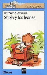 Para 2: Divertida historia de una perra que se cree una leona. Shola convive y habla con su amo. Un día encuentra un libro sobre leones y llega al convencimiento de que ella es uno de ellos. Las relaciones con su amo cambian de forma radical y divertida y son mostradas por el autor de forma hábil, con toques de humor cercanos al absurdo. El libro tiene ilustraciones próximas al cómic y una cuidada maquetación.