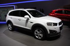 Chevrolet Captiva 2013 Car 1