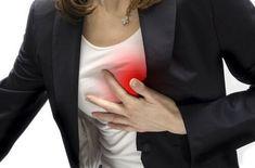 Zawał serca u kobiet: objawy