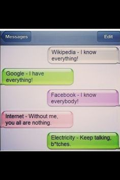 Funny text messages - Community - Google+