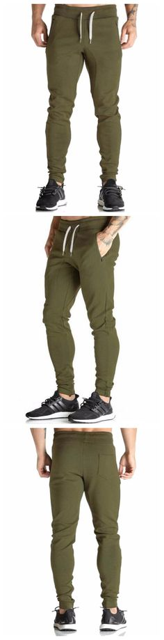 Skinny Drawstring Waist Jogger Pants