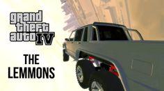 Amazing GTA IV Stunt Video - The Lemmons