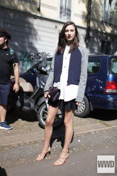 They Are Wearing: Milan Fashion Week Photo by Kuba Dabrowski