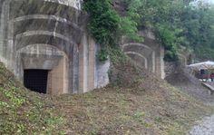 """LICEO EUROPEO UCCELLIS. Sono state riaperte le cannoniere del """"Monte Fortin"""" di Villanova di Farra d'Isonzo (GO). Un progetto voluto dalla proprietà della Tenuta Villanova che ha deciso di..."""