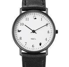 Onomatopoeia Watch M&Co
