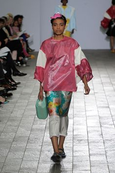 Central Saint Martins Ba Autumn/Winter 2013 Ready-To-Wear Collection