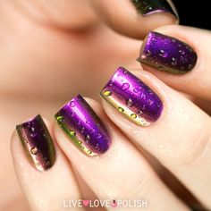 Fun Lacquer Celebrate Nail Polish (2015 New Year Collection)