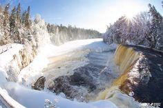 Tahquamenon Falls, U.P., Michigan