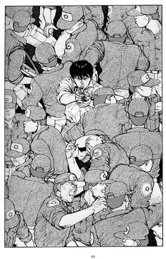 © Katsuhiro Otomo i'v never seen this anime but i'm gong to know