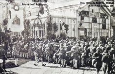 izmirin işgali yunan askerleri 15Mayis1919