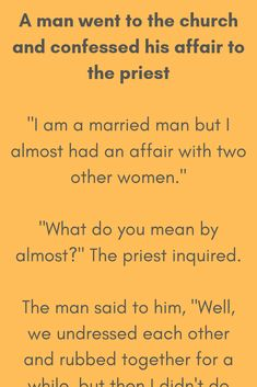 These 5 Priest Jokes Will Make You Laugh Hard Funny Relatable Memes, Wtf Funny, Funny Jokes, Hilarious, Funniest Jokes, Crazy Funny, Super Funny, Really Funny, Priest Jokes
