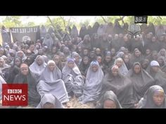 NEW: Nigeria girls 'shown' in Boko Haram video - BBC News #bringbackourgirls