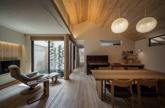 House in Higashi-hirano by seki.design