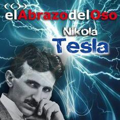 Entre el misterio y la genialidad se mueve nuestro protagonista de esta semana, el hombre que transformó el mundo de la electricidad y el electromagnetismo, #NikolaTesla en #ElAbrazodelOso. ¡No te pierdas el #podcast!
