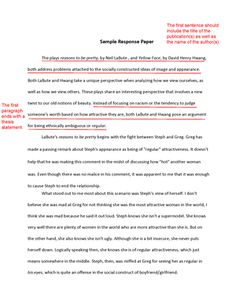 research paper introduction paragraph example by malj  homeschool  write an effective response paper with these tips the first paragraph