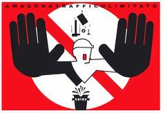 Krzysztof Winnicki: AMAZONA TRAFFICO LIMITATO