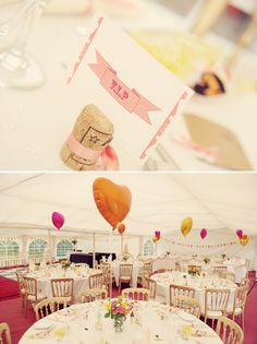 Kent Vintage Wedding Festival | Rebecca Douglas Photography | *popular bunting and festival style - most things DIYed by the couple and friends*