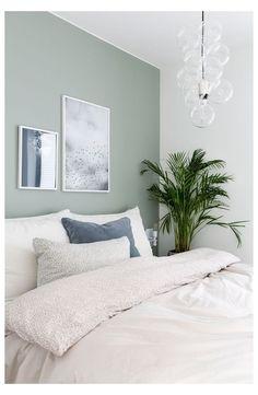 Calming Bedroom Colors, Best Bedroom Paint Colors, Bedroom Color Schemes, Paint Colours, Best Wall Colors, Tranquil Bedroom, Bedroom Romantic, Paint Schemes, Minimal Bedroom