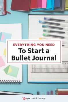 So you've decided to start bullet journaling. Welcome to the #BuJo club! To get you started, we put together a little starter kit for you with all the goodies you need to kick off your bullet journaling adventure. The best part: It's pretty wallet-friendly totaling just under $50.