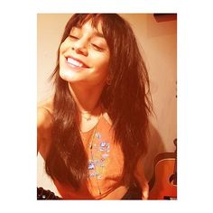 Yeah. Long hair makes me very happybesos lovers @riawnacapri @nikkilee901 @nikkilee901