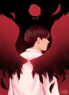 #wings #begin #jungkook