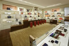 Peter Marino Louis Vuitton Store | Louis Vuitton Maison by Peter Marino, Shanghai » Retail Design Blog