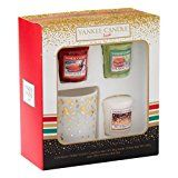 Yankee Candle 3 Votive and 1 Votive Holder Holiday Party Gift Set by Yankee Candle  (49)Buy new:   £11.99 16 used & new from £10.85(Visit the Bestsellers in Home & Garden list for authoritative information on this product's current rank.) Amazon.co.uk: Bestsellers in Home & Garden...