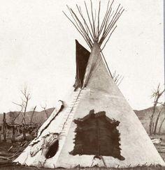 Cheyenne tipi