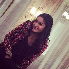 She is damn cute . #ishqbaaaz #ishqbaaz #surbhichandna #annika